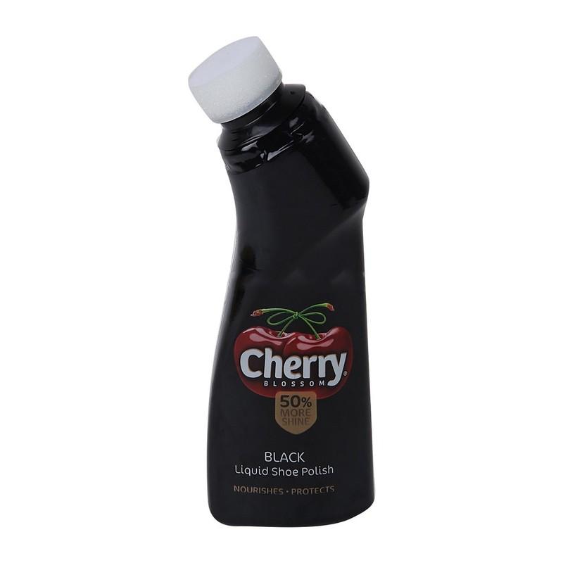 Cherry Black Liquid Polish