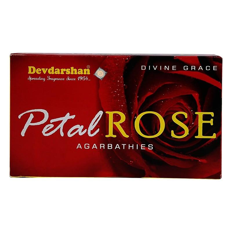 Devdarshan Agarbatti Rose Petal