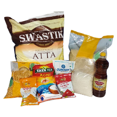 Small Family Grocery Package @ 1100