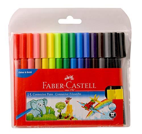 Faber Castell Connector Pens Connector Filzstifte