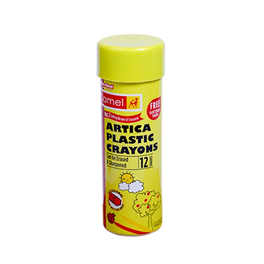 Camel Artica Plastic Crayons