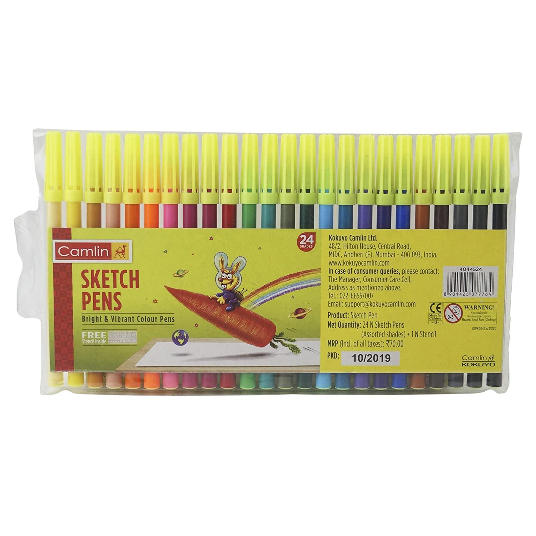 Camlin Sketch Pens