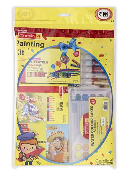 Camlin Painting Kit
