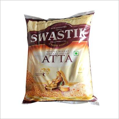 Swastik Whole Wheat Chakki Fresh Atta