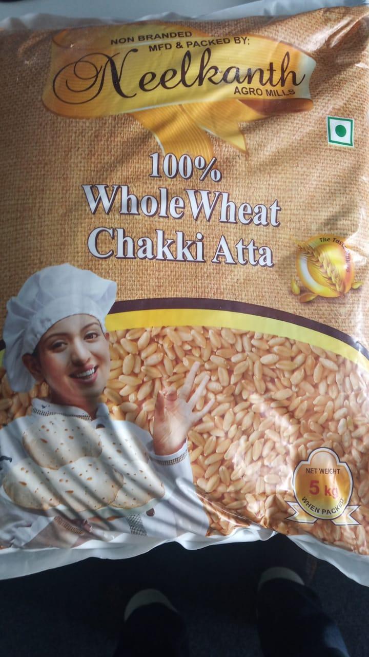 Neelkanth Agro Mills Chakki Atta