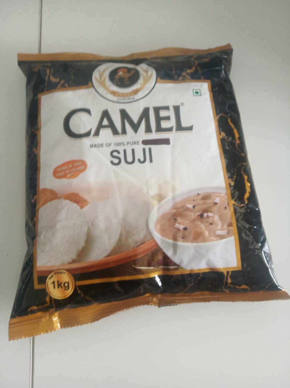 Camel Suji / Sooji